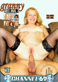 Granny Goes Anal 3 Porn Video