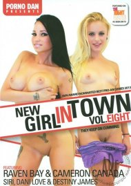 New Girl In Town Eight Porn Movie