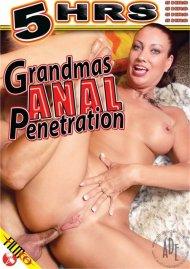 Grandmas Anal Penetration image