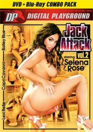 Jack Attack Vol. 2 (DVD + Blu-ray Combo)