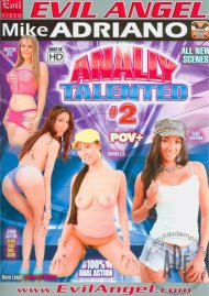 Anally Talented #2 Porn Video