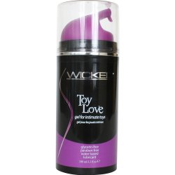 Wicked Toy Love Lube - 3.3 oz.