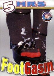 Footgasm image