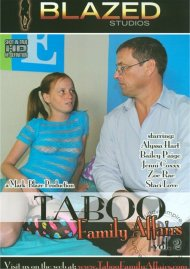 Taboo Family Affairs Vol. 2