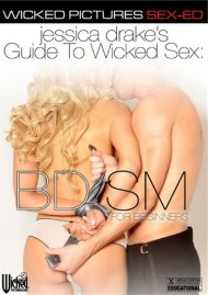 Jessica Drake's Guide To Wicked Sex: BDSM For Beginners image