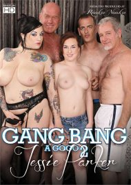 Gang Bang A Go Go 2: Jessie Parker Porn Video