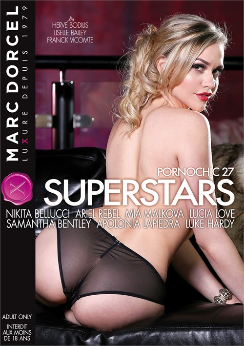 Superstars (Pornochic 27)