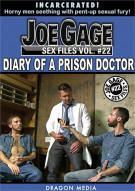 Joe Gage Sex Files 22: Diary of a Prison Doctor Boxcover