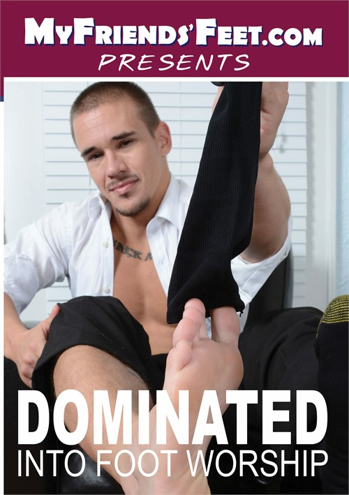Dominated into Foot Worship Boxcover