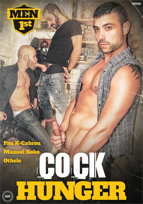 Cock Hunger Boxcover