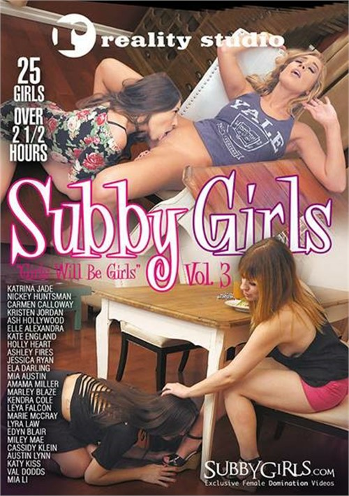 Subby Girls Vol. 3: Girls Will Be Girls Boxcover