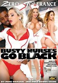 Busty Nurses Go Black Porn Video