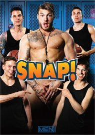 Snap! gay porn DVD from Men.com