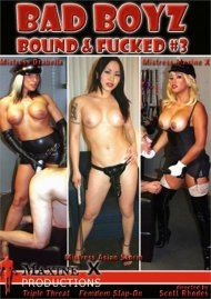 Bad Boyz Bound & Fucked #3 Porn Video