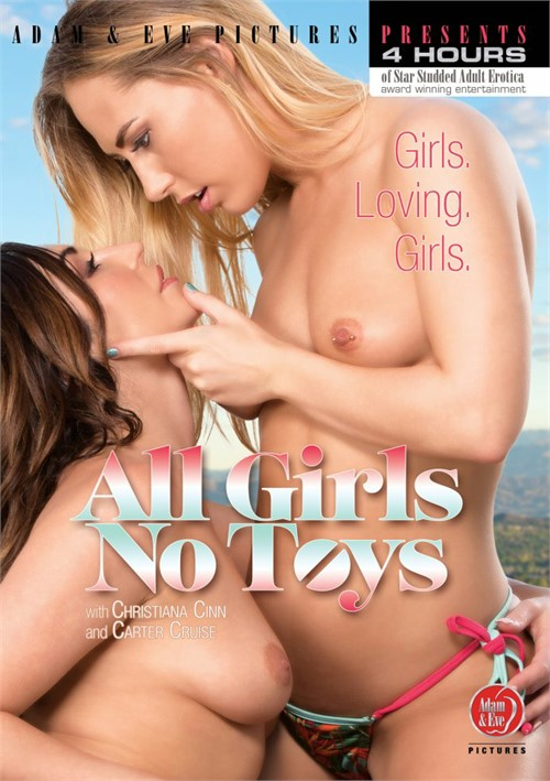 All Girls No Toys Boxcover