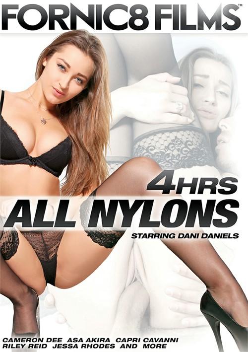 All Nylons - 4 Hrs. Compilation Lexi Belle Asa Akira