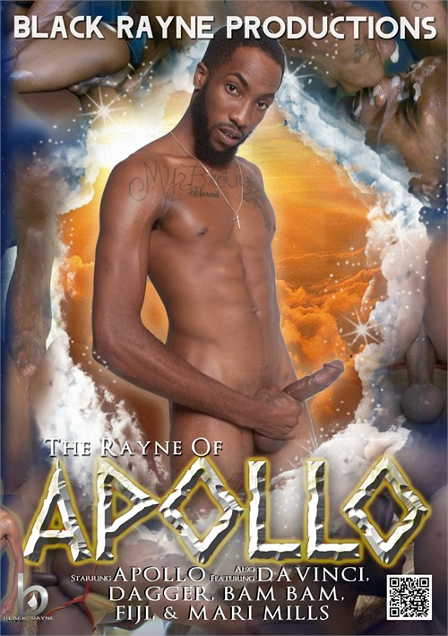 Rayne of Apollo, The Boxcover