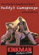 Daddy's Cumsponge Boxcover
