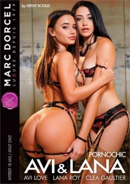 Pornochic: Avi & Lana Porn Video