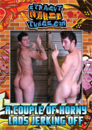 Couple of Horny Lads Jerking Off, A Boxcover