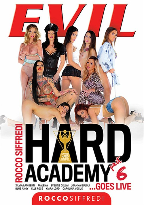 Rocco Siffredi Hard Academy Part 6 . . . Goes Live