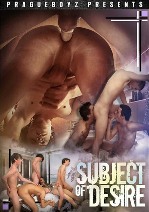 Subject Of Desire Boxcover