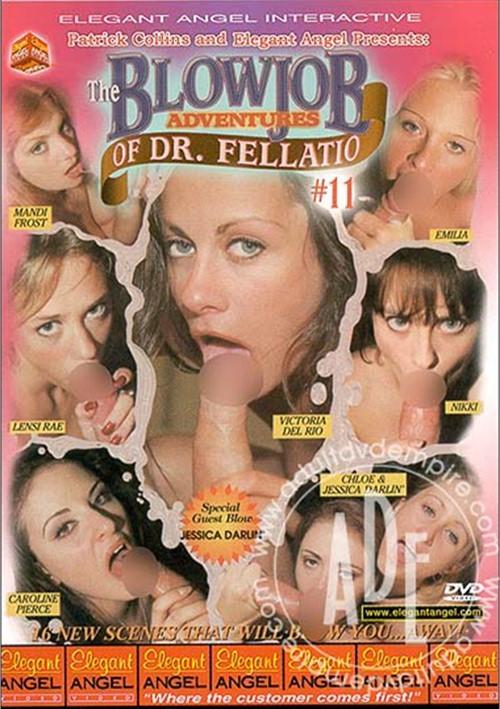 Blowjob Adventures Of Dr. Fellatio #11, The  Boxcover