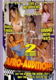 Afro-Auditions Porn Video