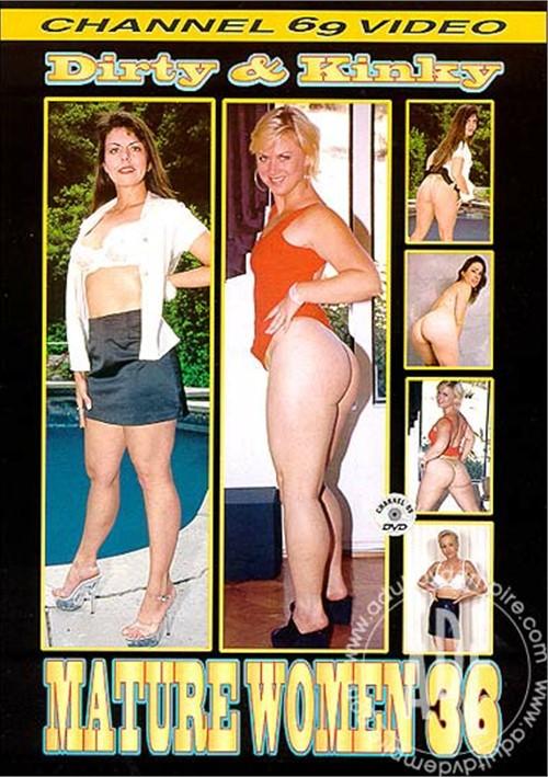 Dirty & Kinky Mature Women 36