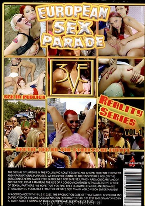 European parade sex