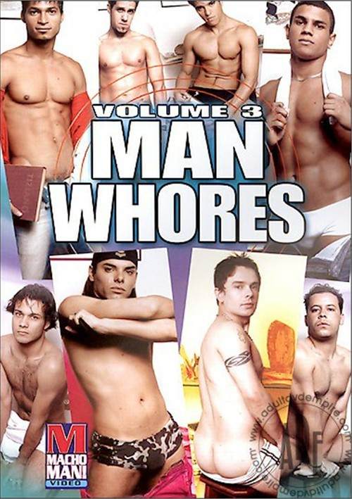 Man Whores Vol. 3