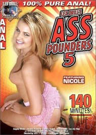 Ass Pounders 5 Porn Video