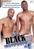 As Black As It Gets #6 Gay Porn Movie