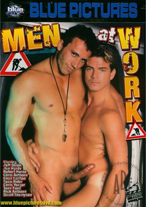 Chaz Carlton Porn - Men At Work