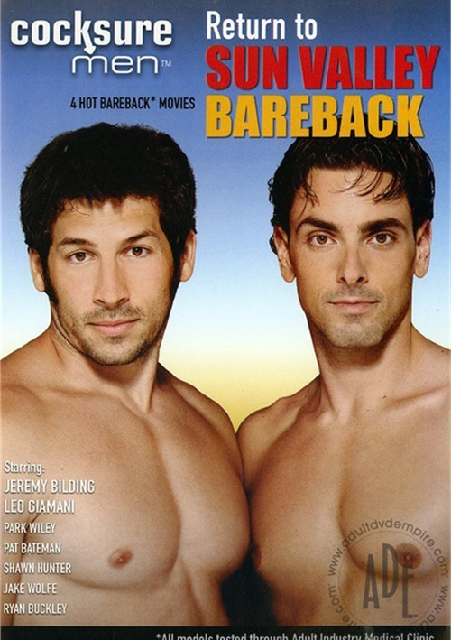 Return To Sun Valley Bareback Boxcover
