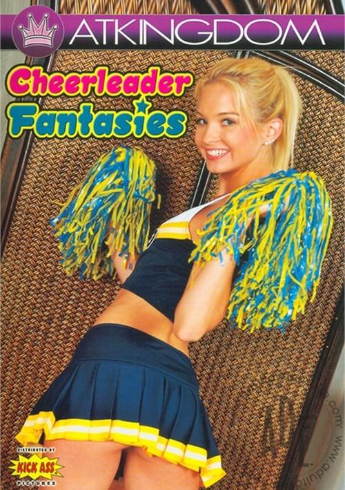 Cheerleader fantasy porn