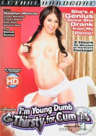 I'm Young, Dumb & Thirsty For Cum #4 Porn Video