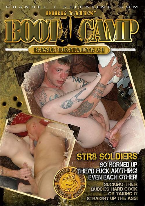 Dirk Yates Boot Camp: Basic Training 1  Boxcover