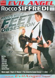 Rocco's World: Feet Obsession image