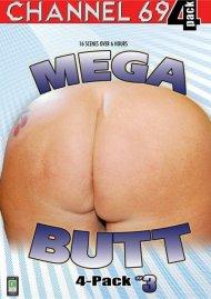 Mega Butt 4-Pack #3
