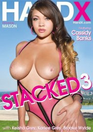 Stacked 3 Porn Video