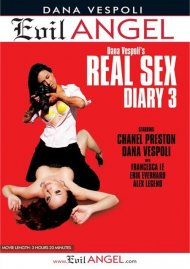Dana Vespoli's Real Sex Diary 3 Porn Video