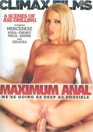 Maximum Anal Porn Video
