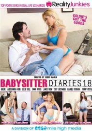 Babysitter Diaries 18 HD porn video from Jules Jordan Video.