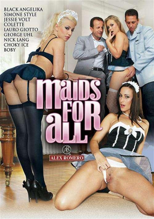 Фильм naughty maids порно