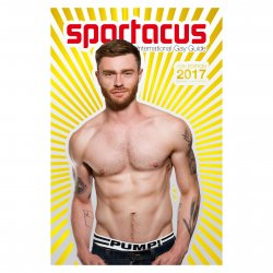 Spartacus International Gay Guide 2017 Sex Toy