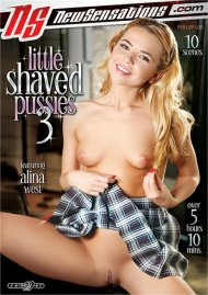 Little Shaved Pussies 3 porn DVD from New Sensations.