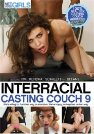 Interracial Casting Couch 9 Porn Video
