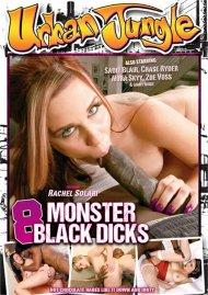 Buy 8 Monster Black Dicks