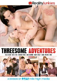 Threesome Adventures Porn Video